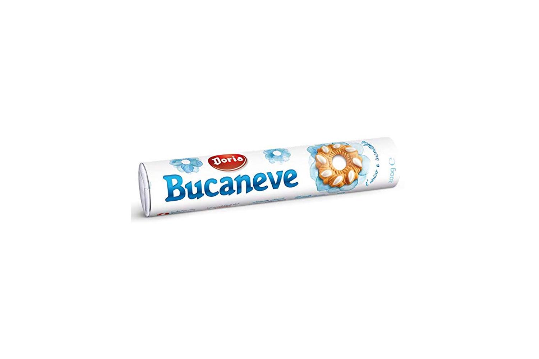 BISCOTTI BUCANEVE 200 GR DORIA