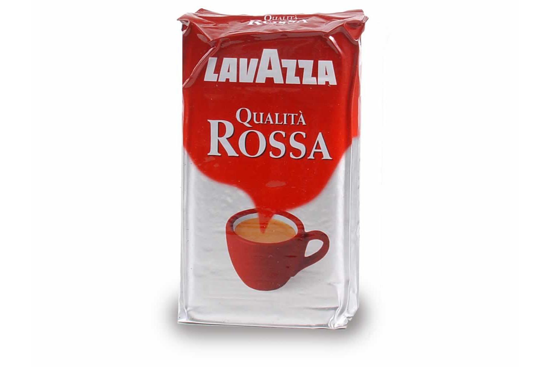 CAFFE' QUALITA' ROSSO DA 250 GR LAVAZZA