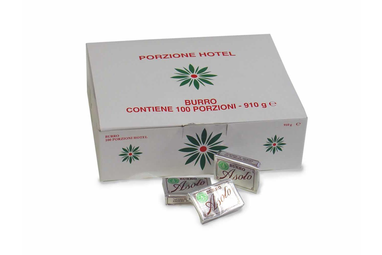 BURRO HOTEL IN MONOPORZIONI