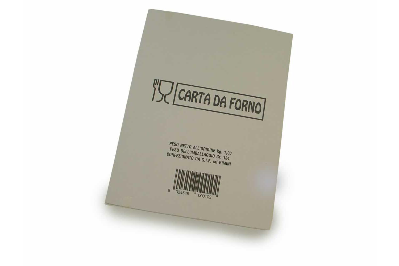 CARTA DA FORNO DA 1 KG
