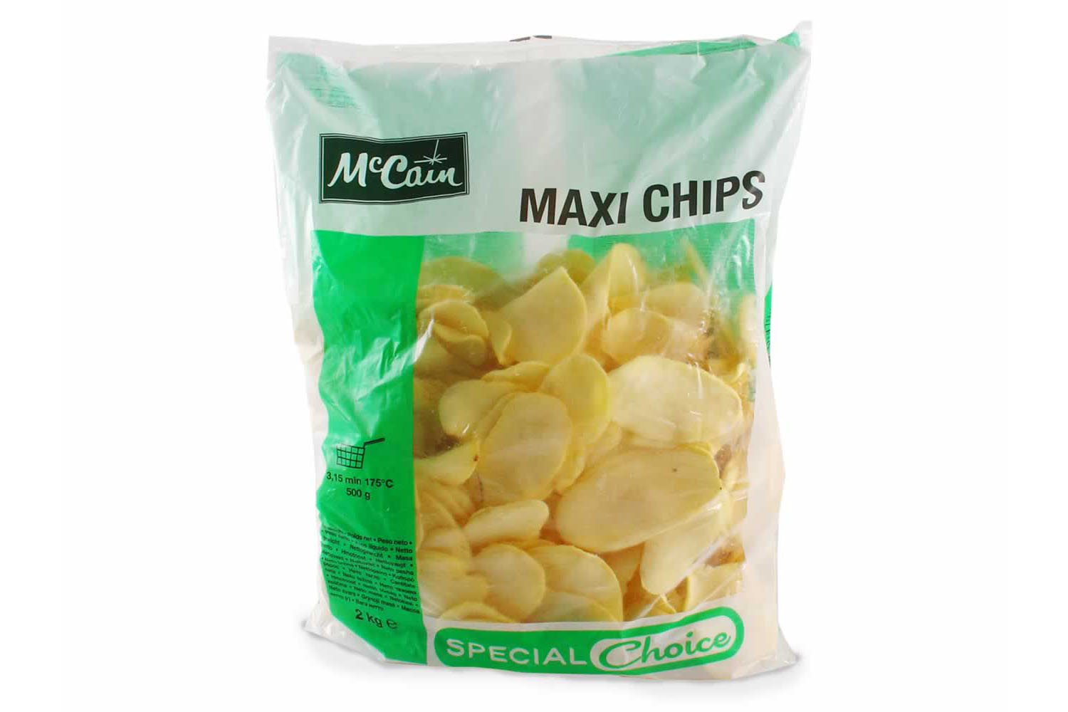 MAXI CHIPS PATATE MC CAIN SURG